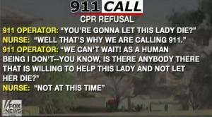 CPR Refusal